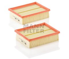 Air filter 1.0 & 1.4 8v supplied as set of 2 filters